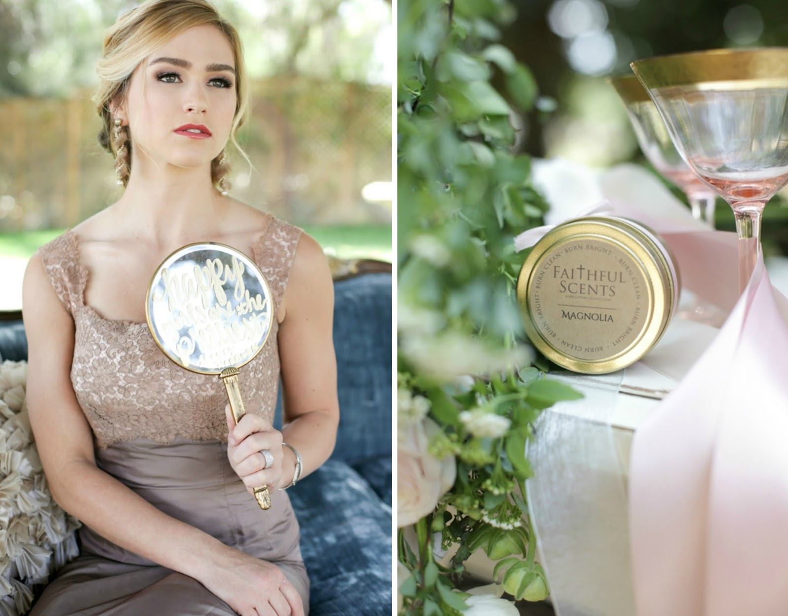Bride Chic Styled Shoot At Lake Oak Meadows