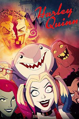 Harley Quinn 2019 Series Poster