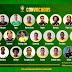 Técnico Tite anuncia os 23 jogadores que irá utilizar em busca do hexa da seleção brasileira na Copa da Rússia.