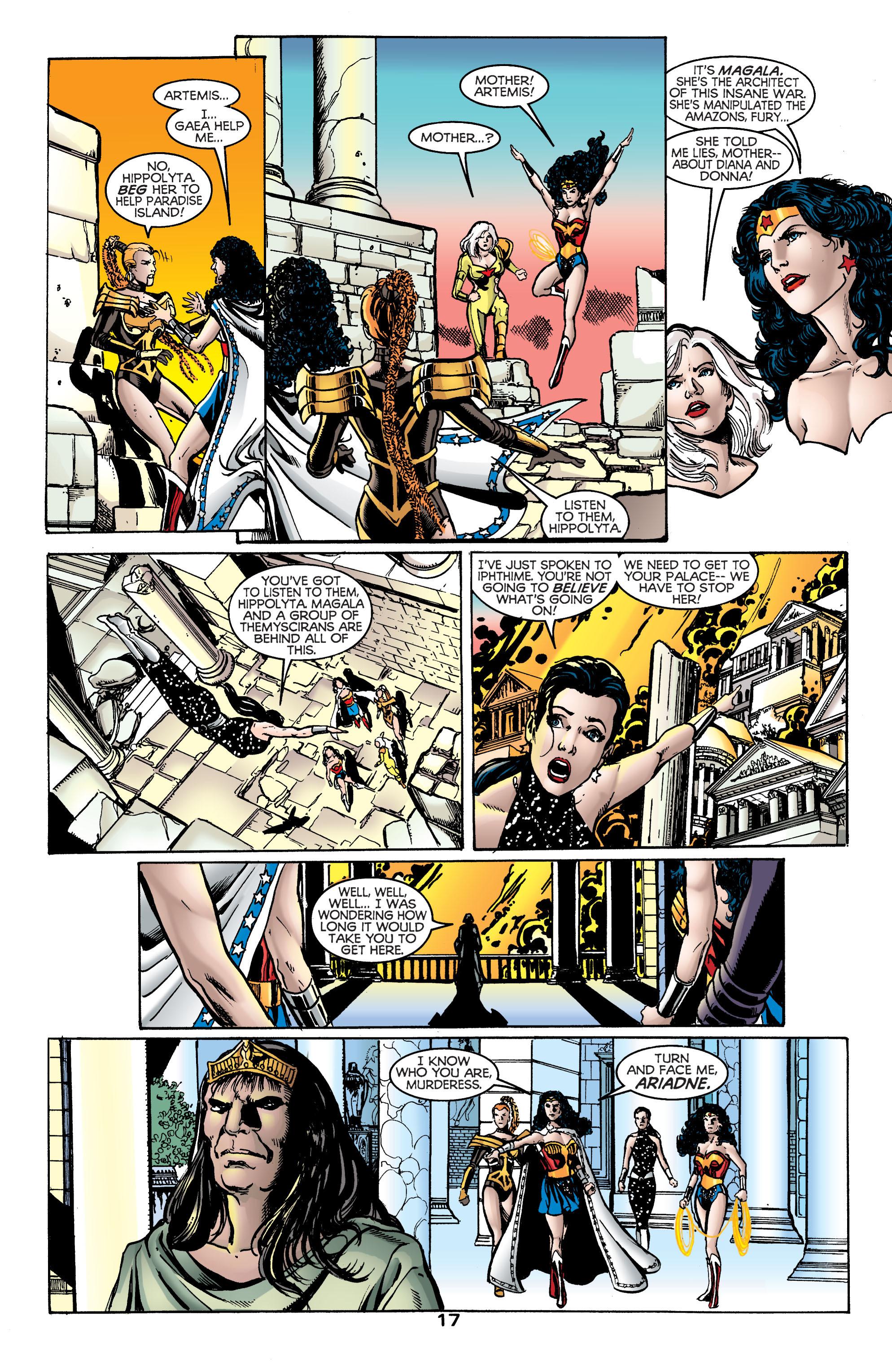Read online Wonder Woman (1987) comic -  Issue #169 - 18