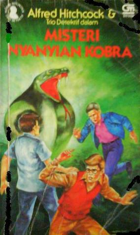 Trio Detektif 17- Misteri Nyanyian Kobra