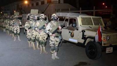 لاول مره القوات المسلحة المصرية داخل اراضى السودان .. تعرف على تفاصيل ما يحدث هناك