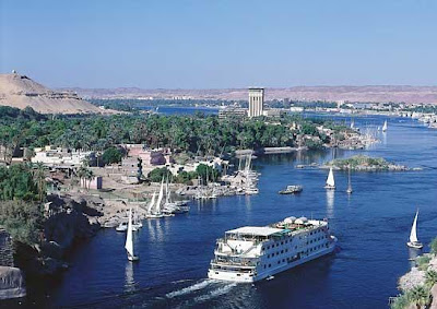 مدينة رشيد - لؤلؤة مصر - المدينة السياحية الجميلة - مدونة الفلك للجميع - د. أحمد عثمان