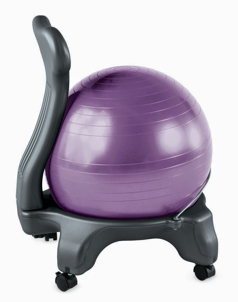 Gaiam Balance Ball Chair, picture, review features & specifications