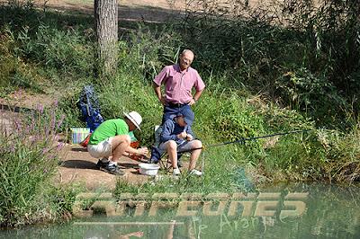 Pesca Aranjuez