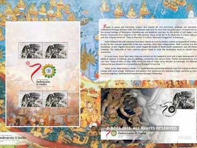 Special Commemorative Stamp on Ramayana