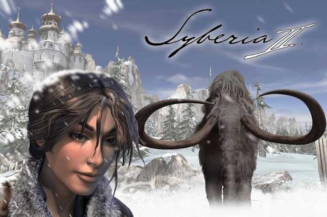Syberia 2 copertina del gioco