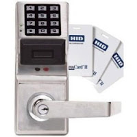 Locksmith Reno keyless entry lock