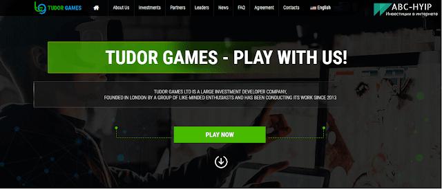 Tudor Games - обзор и отзывы о проекте tudor-games org. Бонус 2,5%