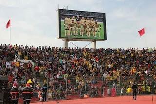 جماهير المغرب الفاسي تطالب المرنيسي بالرحيل