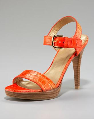 00b3fffa3e12 5  Casadei Cutout Platform Sandals Perfect for a fashion forward bride who  isn t afraid to take risks