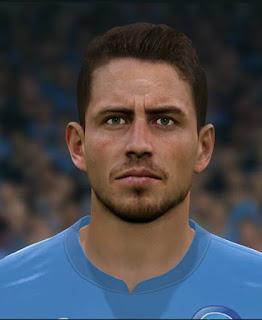 PES 2017 Faces Jorginho by Sameh Momen