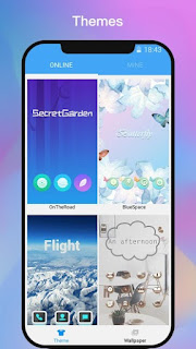 ii Launcher Phone X & 8 Pro v4.7 Unlocked APK