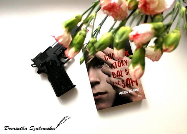 """#183 Premierowa recenzja książki """"Chłopak, który bał się być sam"""" Marieke Nijkamp - Patronat"""