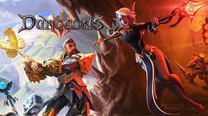 Videojuego Dungeons 3