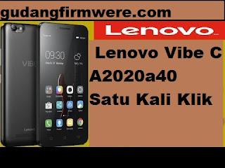 Cara Remove FRP / Bypass Lenovo Vibe C ( A2020a40 )