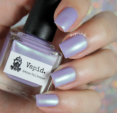 Vapid Lacquer Catamaran | Summer Shimmers Collection