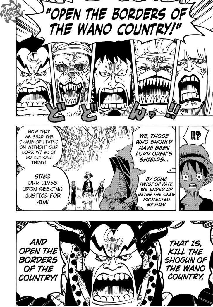One Piece Ch.819