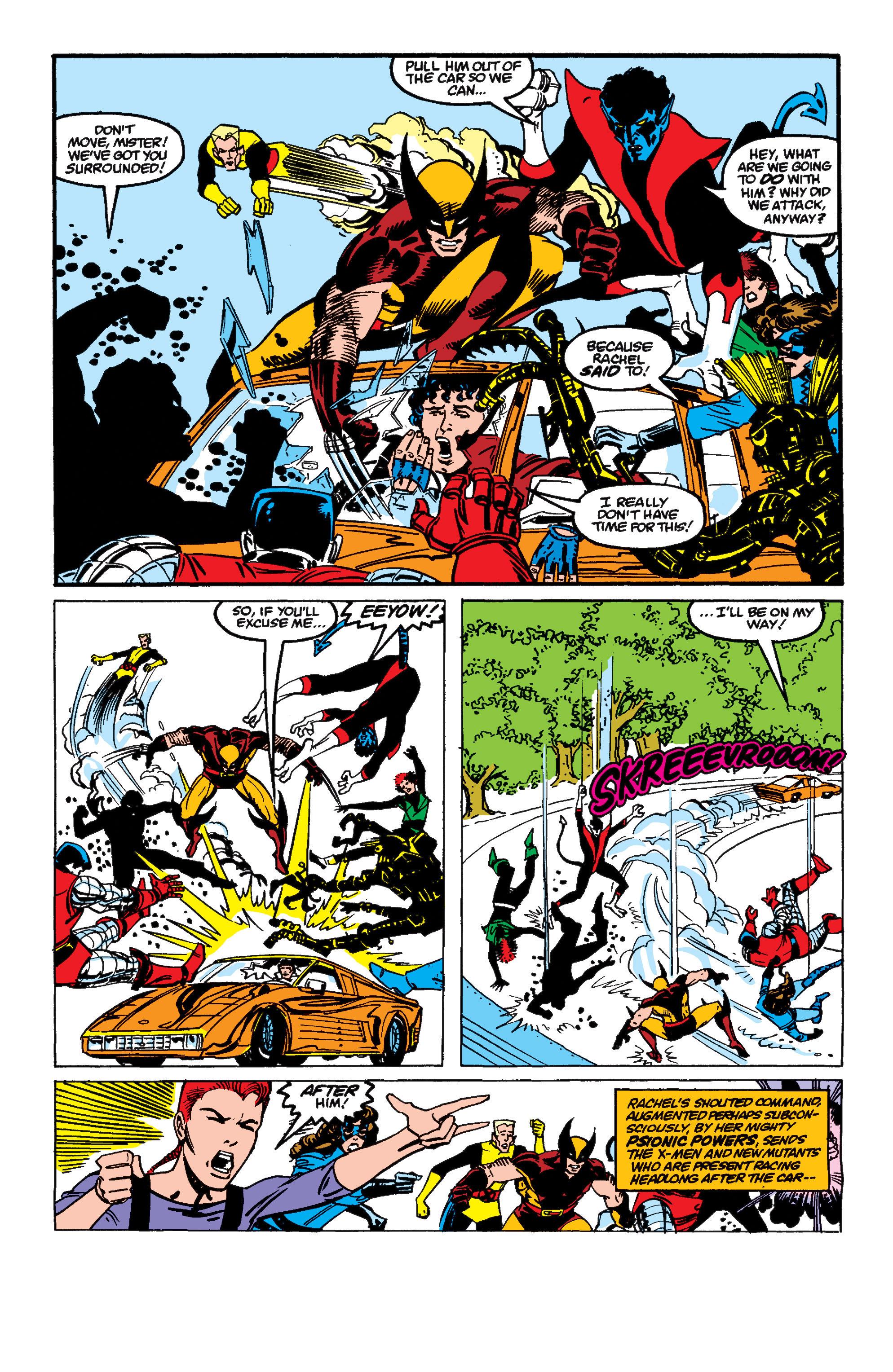 Read online Secret Wars II comic -  Issue #5 - 11