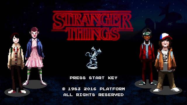 Stranger Things The Game APK MOD v1.0.227