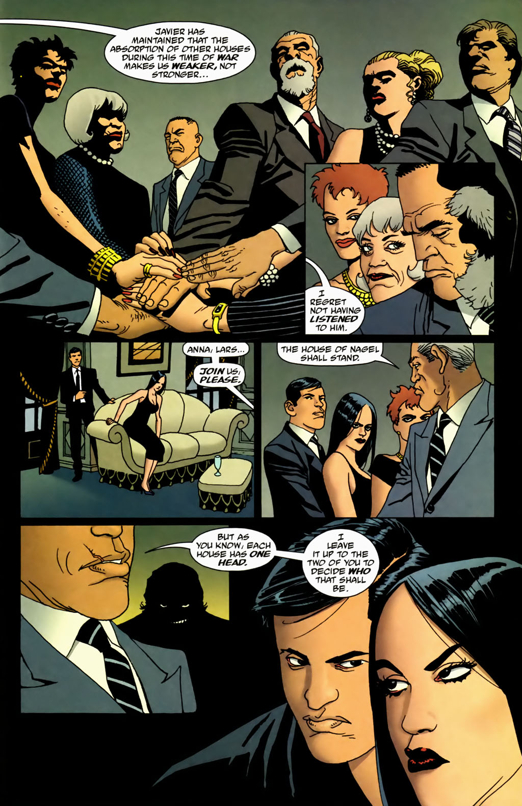 Read online 100 Bullets comic -  Issue #70 - 20