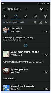 Download Aplikasi Terbaru BBM Dark_Depth V.3.2.5.12 (UNCLONE) Gratis