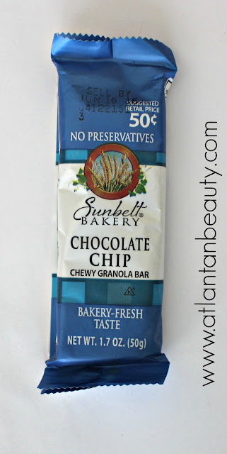 Sunbelt Bakery Chocolate Chip Chewy Granola Bar