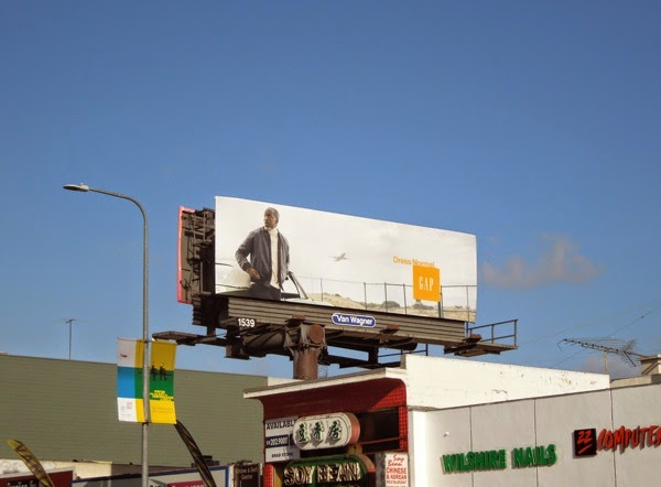 Michael K Williams Gap Dress Normal billboard