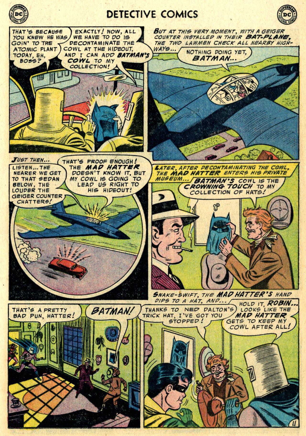 Detective Comics (1937) 230 Page 12
