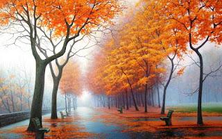 Осенняя дорога