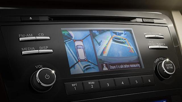 Fitur Around View Monitor pada Nissan X-Trail Mobil SUV