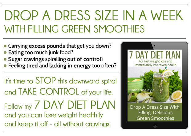 7 Day Diet Plan With Green Smoothies Ebook