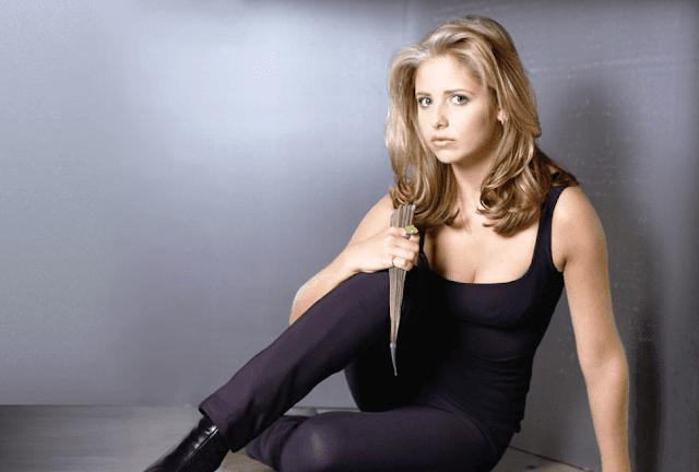 buffy Gata   Buffy a caçadora de vampiros