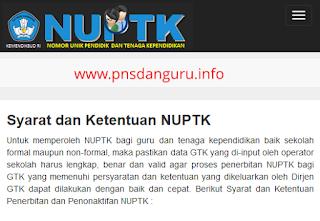 Cara Mendapatkan NUPTK Baru Secara Online Cara Mendapatkan NUPTK Baru Secara Online