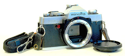 Minolta XG-1 (Chrome) Body #780