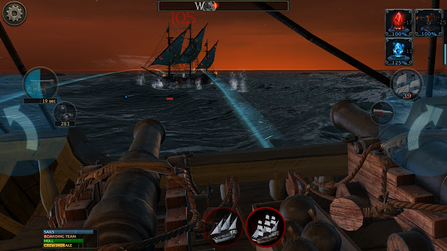 Tempest: Pirate MOD APK unlimited money