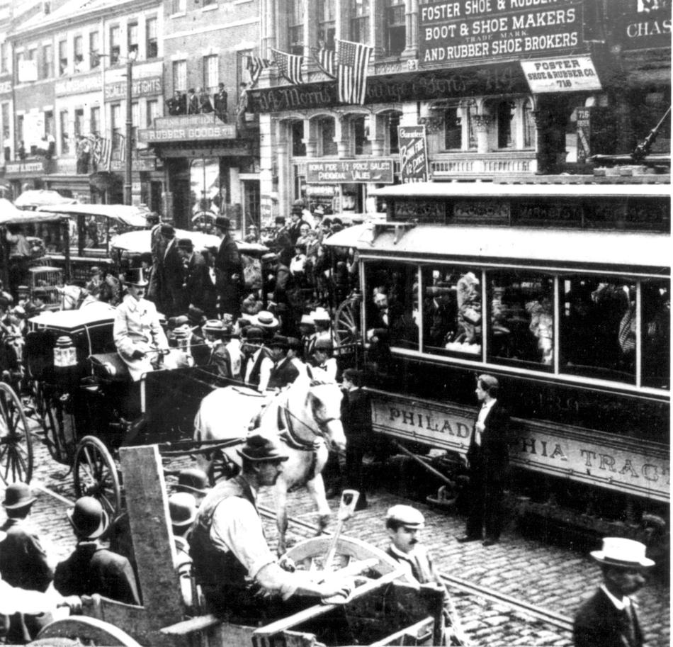 Photos Of American Cities Before 1910s Vintage Everyday