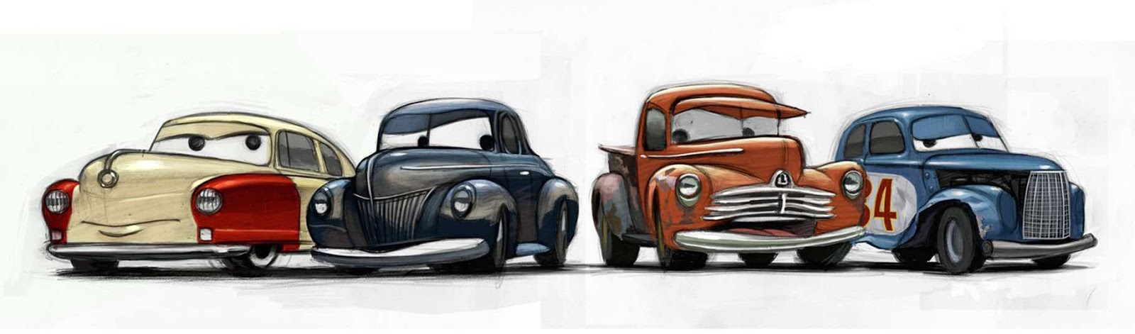 Mcqueen S Return Go Behind The Scenes Of Cars 3 Read Our