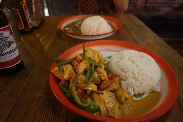 Zaap Thai Street food Leeds