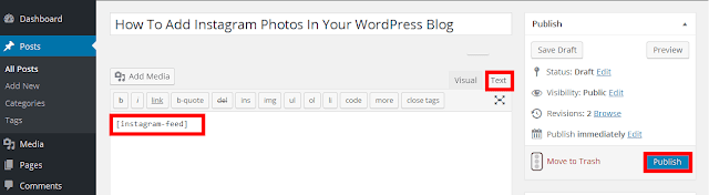 photo for WordPress