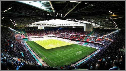 Stadion Cardiff, stadion Nasional Wales