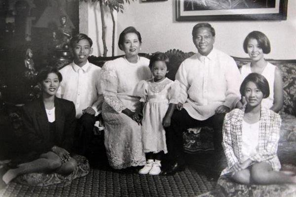 The Binay family