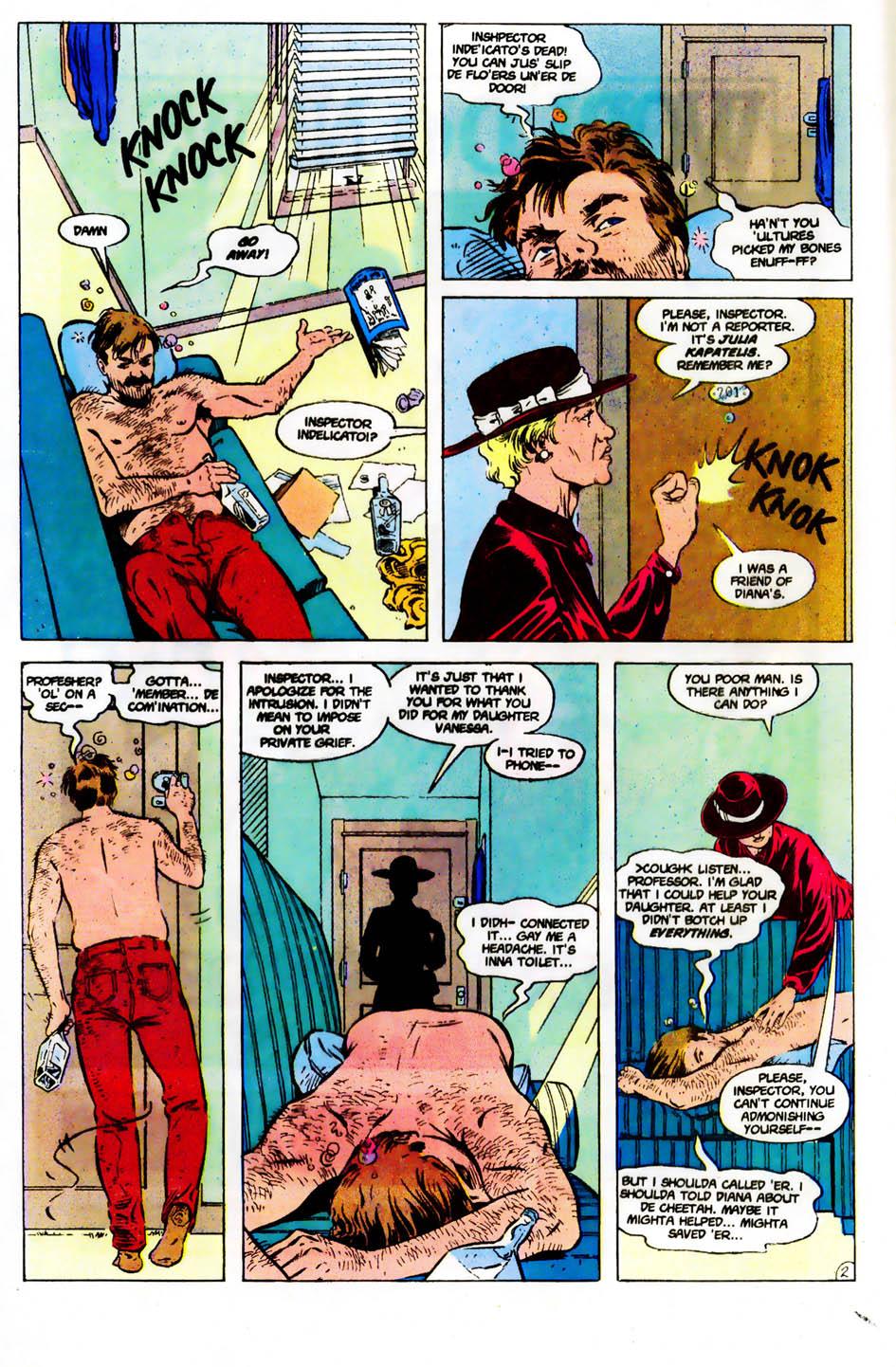 Read online Wonder Woman (1987) comic -  Issue #61 - 4