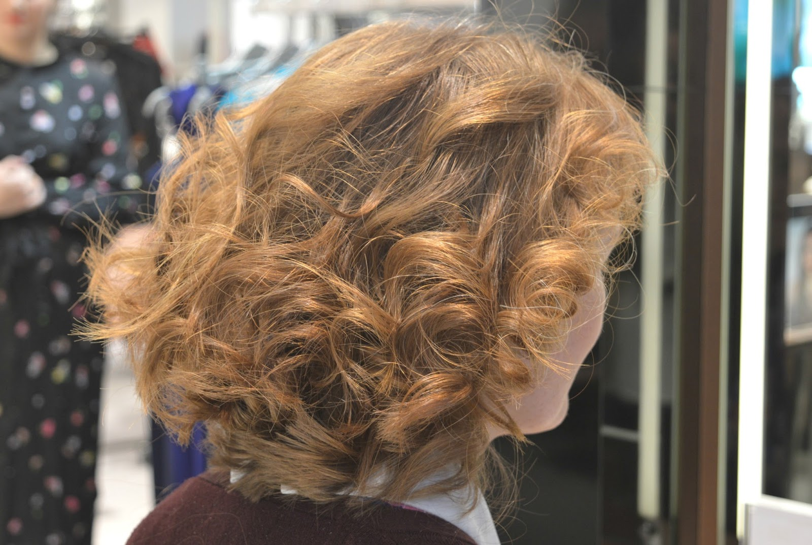 Show Dry Bar at House of Fraser, Metrocentre