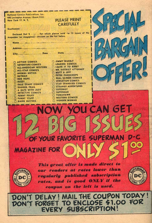 Strange Adventures (1950) issue 3 - Page 50