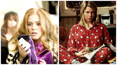 becky bloom e bridget jones amigas