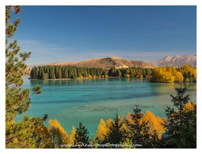 Autumn, Lake Ruataniwha, Twizel