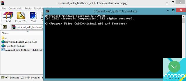 Download Minimal ADB and Fastboot Tool (Latest Version) Full Setup + Zip
