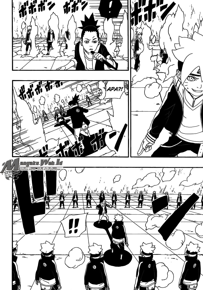 Baca Manga Boruto Chapter 4 Bahasa Indonesia