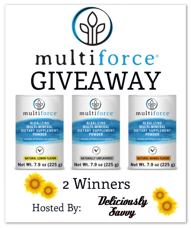 Multiforce Health Giveaway